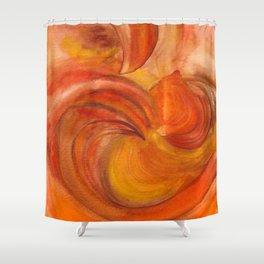 Improvisation 20 Shower Curtain