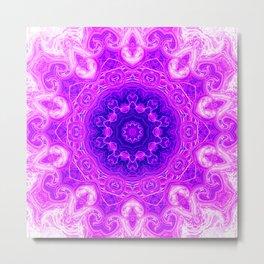 Star Flower of Symmetry 476 Metal Print