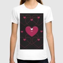 Loving heart T-shirt