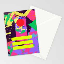 Space: the final frontier Stationery Cards