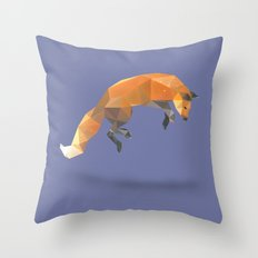 Flying Fox. Throw Pillow