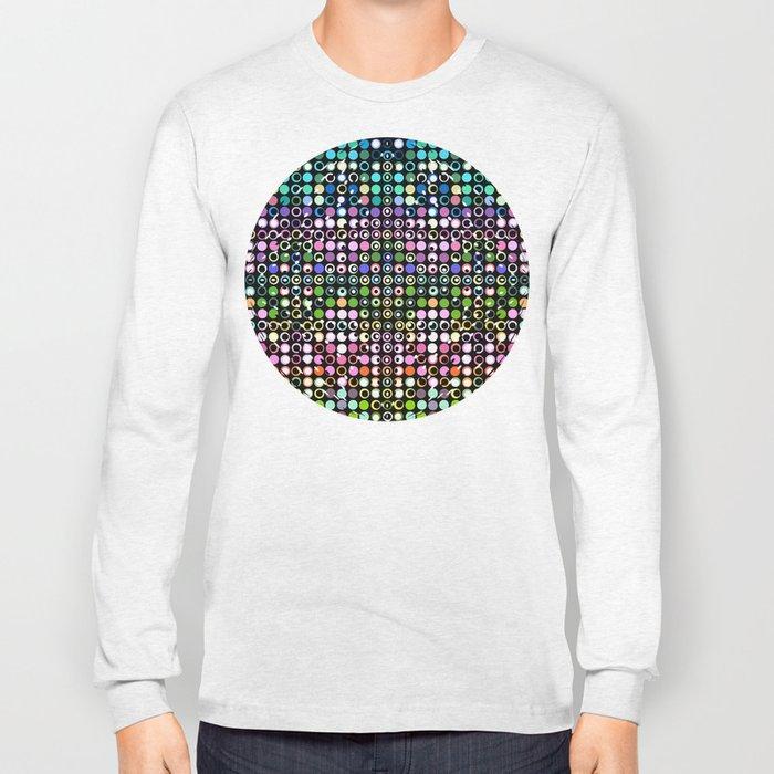 Dot Matrix... Long Sleeve T-shirt