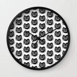 Litho kitty Wall Clock