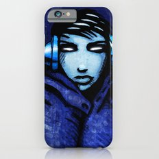 CyberGirl Slim Case iPhone 6s
