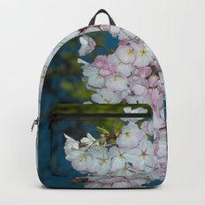 Underneath A Cherry Tree Backpack