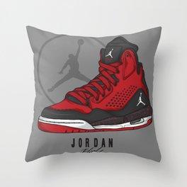 Jordan Flight SC-3 Throw Pillow