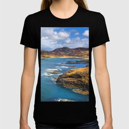 View from Ardnamurchan T-shirt