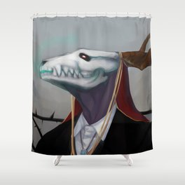 Thorn Shower Curtain