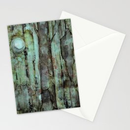 ONE MOON ONE TREE Stationery Cards