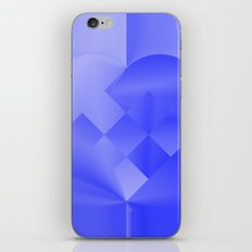 Danish Heart Blues iPhone & iPod Skin