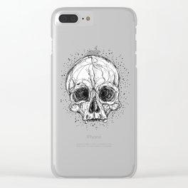 Cambodia S-21 Clear iPhone Case