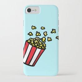 POPcorn iPhone Case
