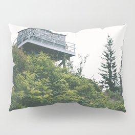 Oregon Fire Lookout Pillow Sham