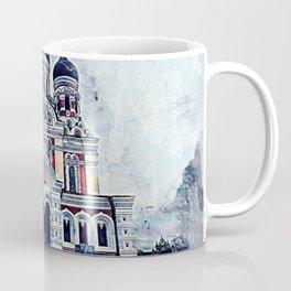Alexander Nevsky Cathedral Tallinn Coffee Mug