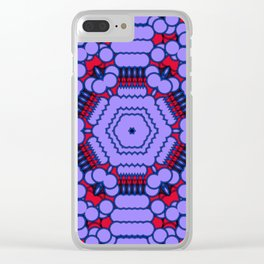 Kinetic Colors 3-18 Clear iPhone Case