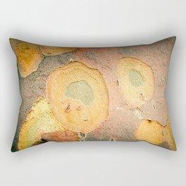 Battered Not Beaten Rectangular Pillow