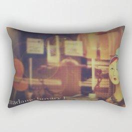 Madame Bovary Rectangular Pillow