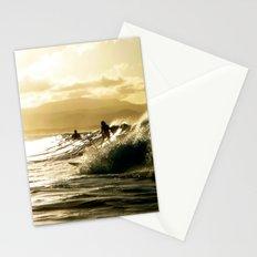 Surf Sunset Stationery Cards