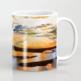 black sand Coffee Mug