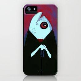 DapperFish iPhone Case