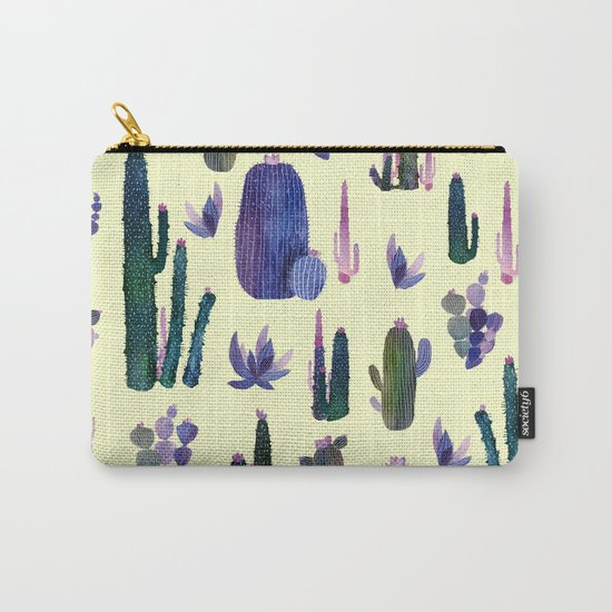 My best cactus New version!! Carry-All Pouch