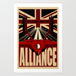 Alliance Art Print