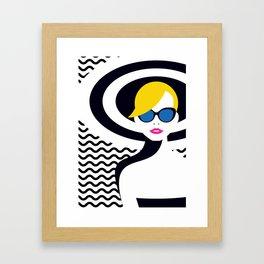 Resort Style II Framed Art Print