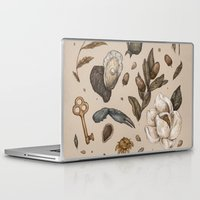 georgia Laptop & iPad Skins featuring Georgia Nature Walks by Jessica Roux
