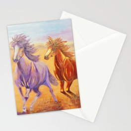Free Spirits | Esprits Libres Stationery Cards