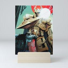 Excalibur Mini Art Print