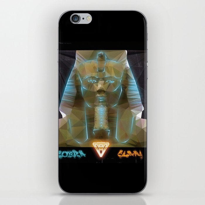 Pharao Ramses II. iPhone Skin