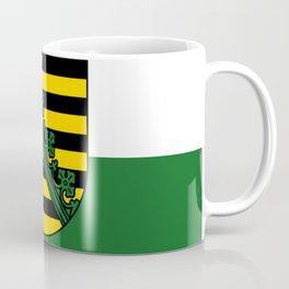 flag of Sachsen (historic state) Coffee Mug