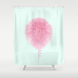 FURR BALOON Shower Curtain