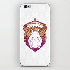 Forest Spirit Victoriana iPhone Skin