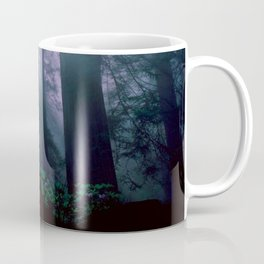 Wolf in the Woods Coffee Mug