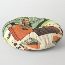 Give & Thank You Floor Pillow