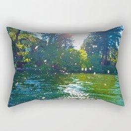 Droplets of Joy Rectangular Pillow
