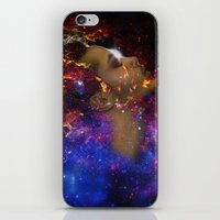 astronomy iPhone & iPod Skins featuring SXC Astronomy P1 by Skankotron