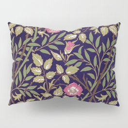 William Morris Sweet Briar Floral Art Nouveau Pillow Sham