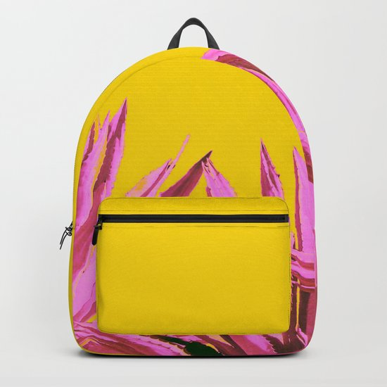 Pop art agave Backpack