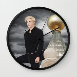 the prince Wall Clock