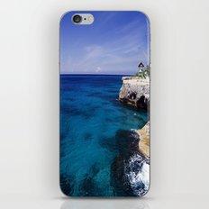 Caribbean Ocean iPhone & iPod Skin