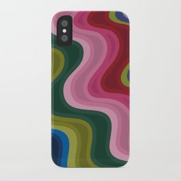Abstraction 2 iPhone Case