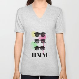 Haim (colour version) Unisex V-Neck