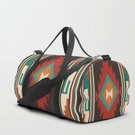 American Native Pattern No. 53 Duffle Bag