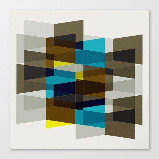 Aronde Pattern #03 Canvas Print