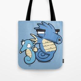 Pokémon - Number 116 & 117 Tote Bag