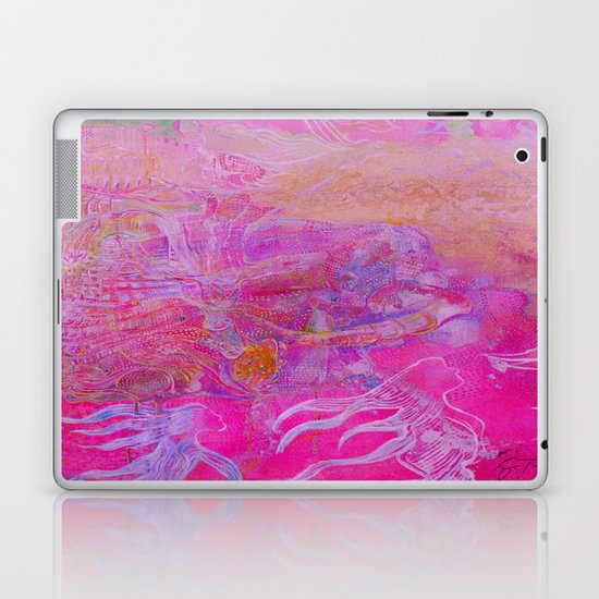 O2 Laptop & iPad Skin