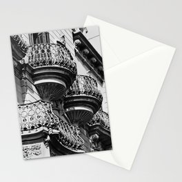 [barcelona] - ... balconies Stationery Cards