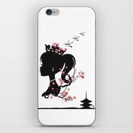 neo cameo iPhone Skin
